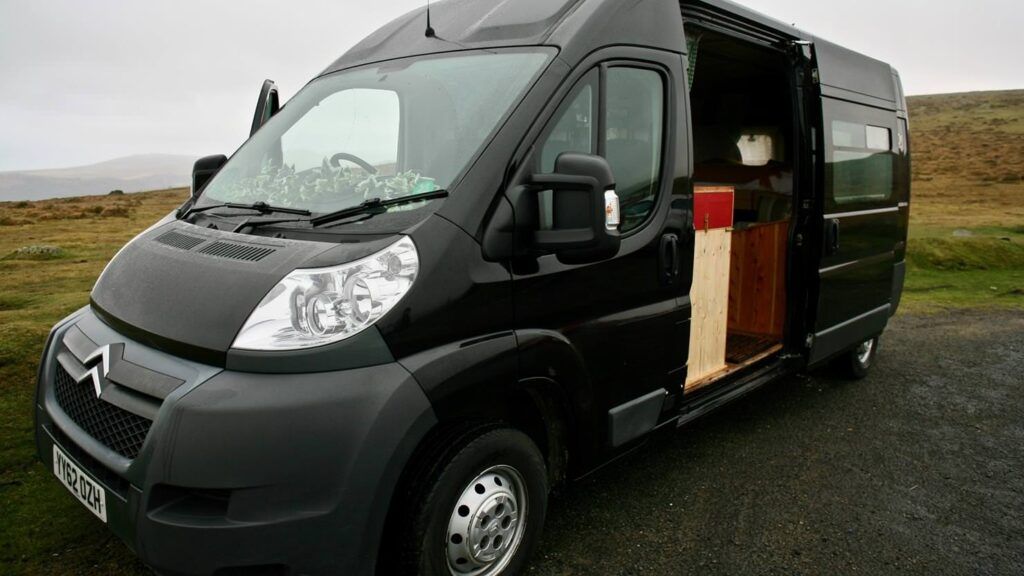 Cleopatra The Citroen Relay Conversion