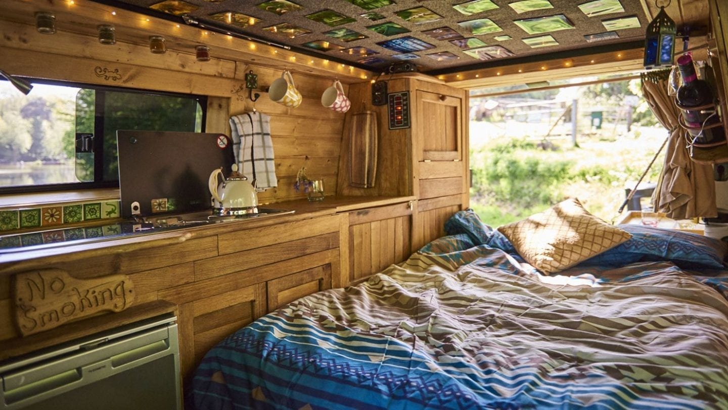 Serenity ⋆ Quirky Campers