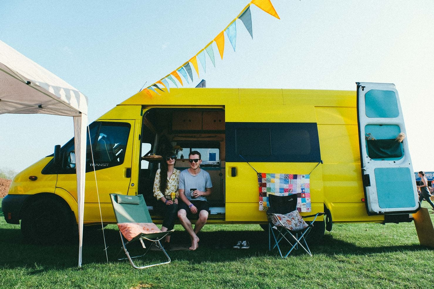Campervan Hire Uk Quirky Campers Home Of Handmade