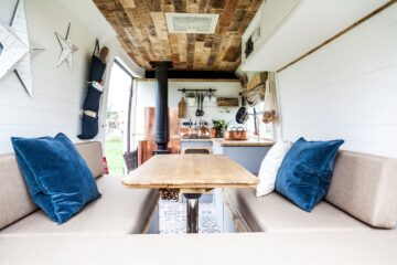 Campervan Hire UK ⋆ Quirky Campers ⋆ Home of Handmade