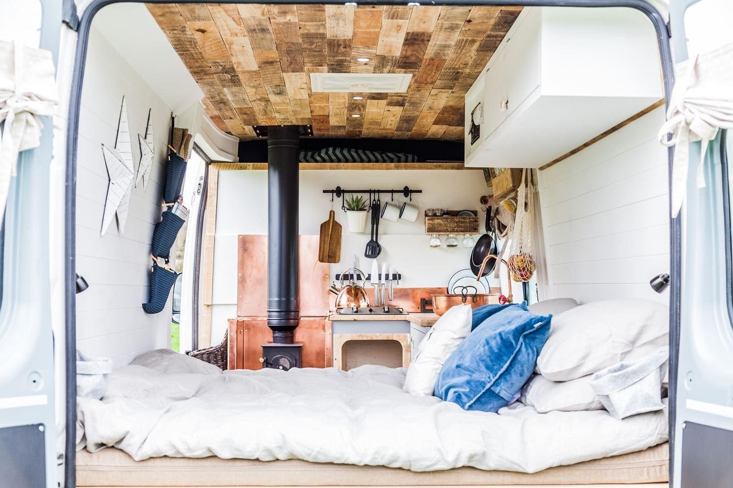 What Type of Heating Should I Install in My Campervan