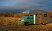 Want to Buy a Campervan? Here's Why You Should Try One Out First