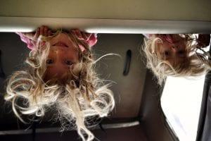 kids love campervans