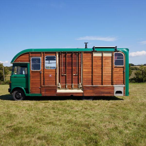 horsebox campervan conversion