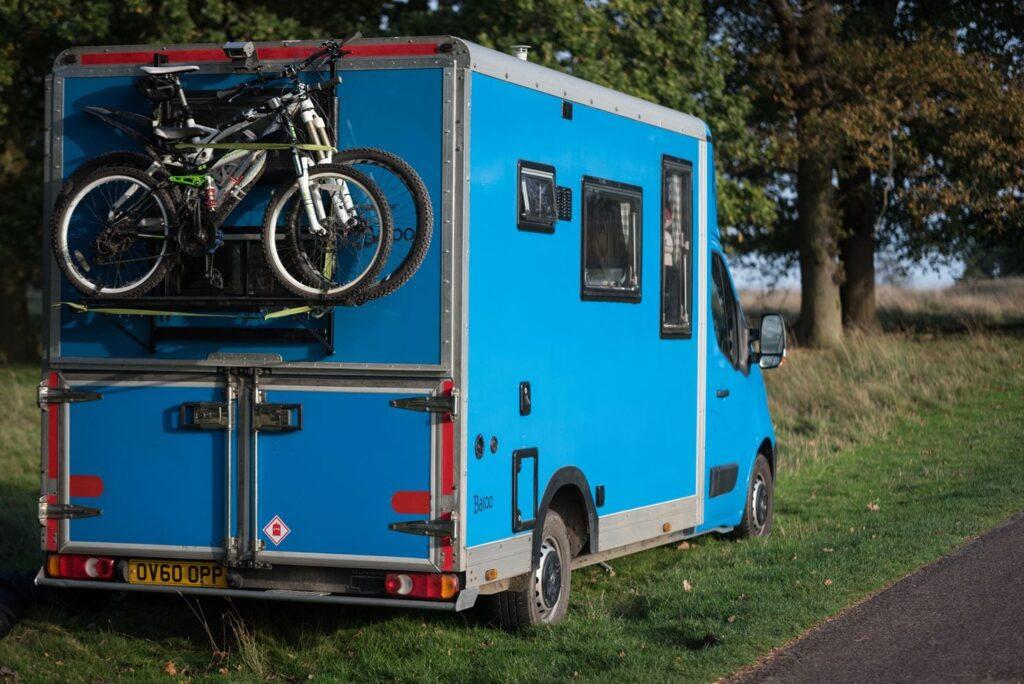 luton campervan conversion