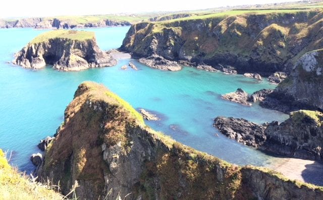 travel wales and visit the pembrokeshire coast