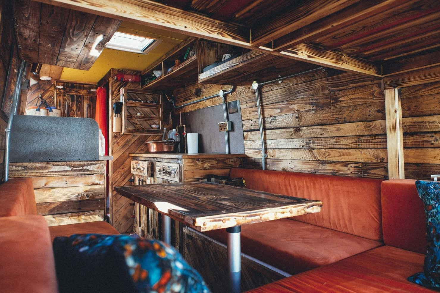 Van Conversions With Quirky Campers