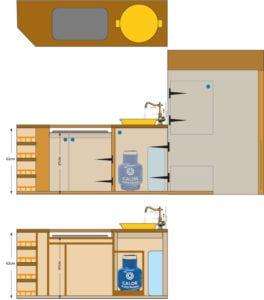 2D conversion plan