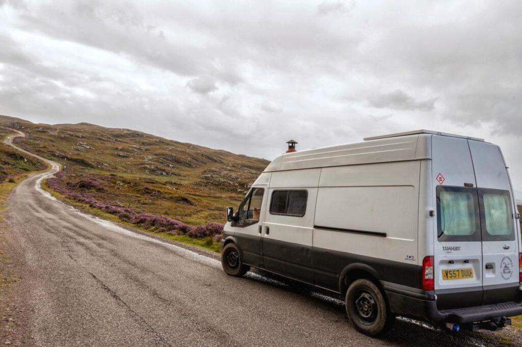 Campervan travel after lockdown