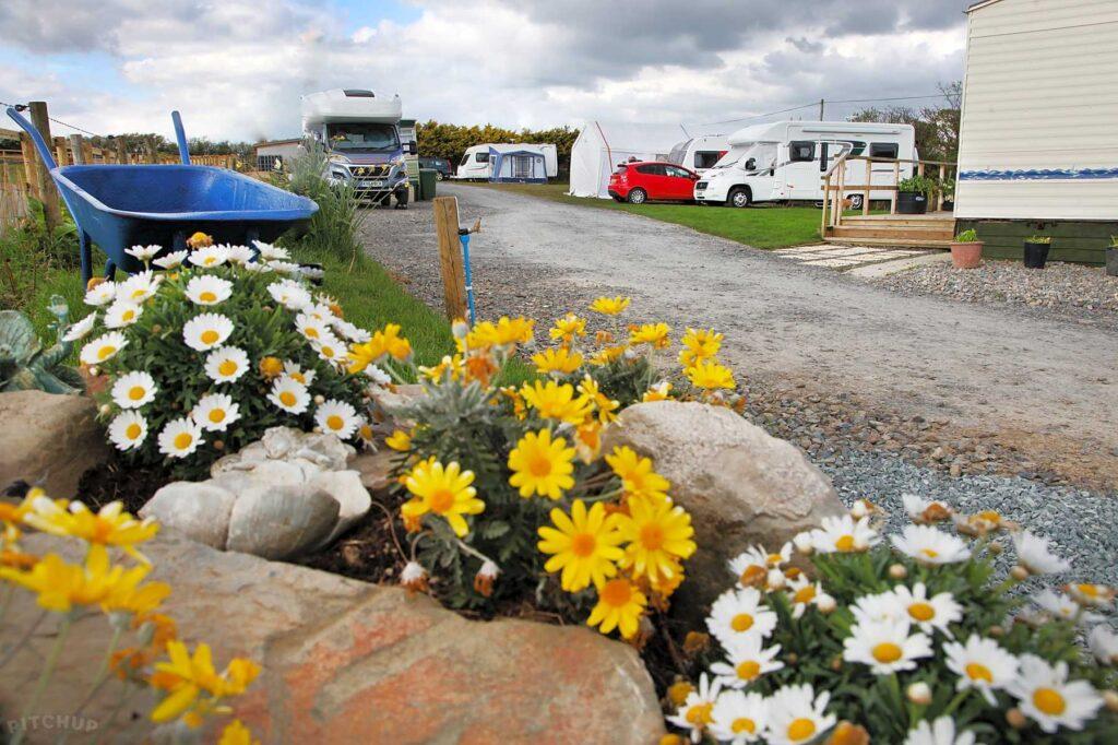 Welcombe X, Campsite in Devon