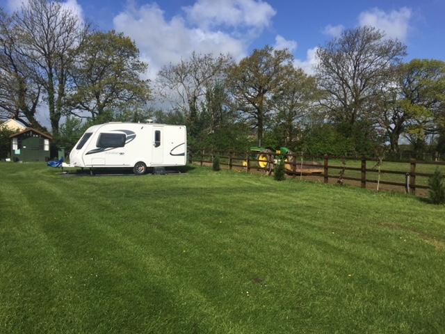 Sunny Pooh Corner, Campsite in Devon
