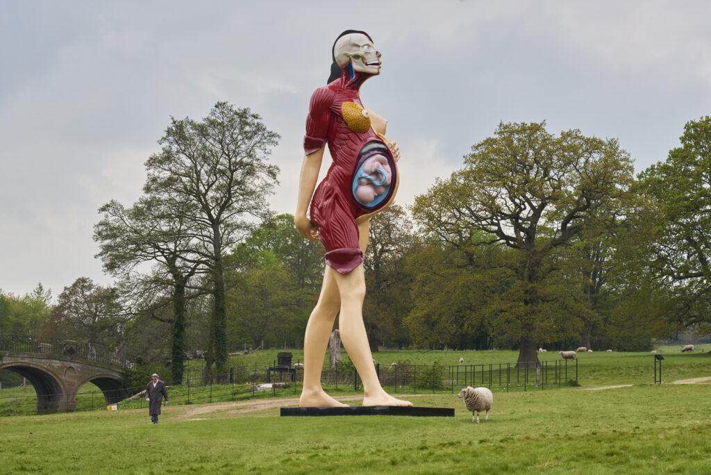Yorkshire Sculpture Park - Damien Hirst